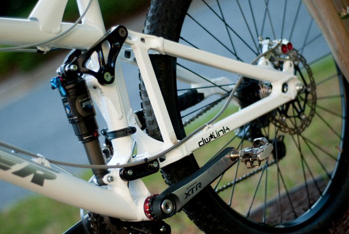 Turner 5 Spot Dw Link Rear Triangle Bike198