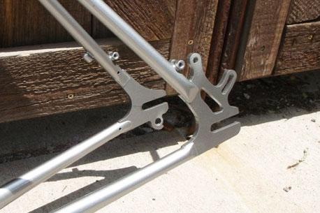 Single Speed Horizontal Dropouts   Bike198