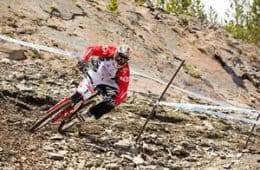 Steve Peat - World Cup DH Champion