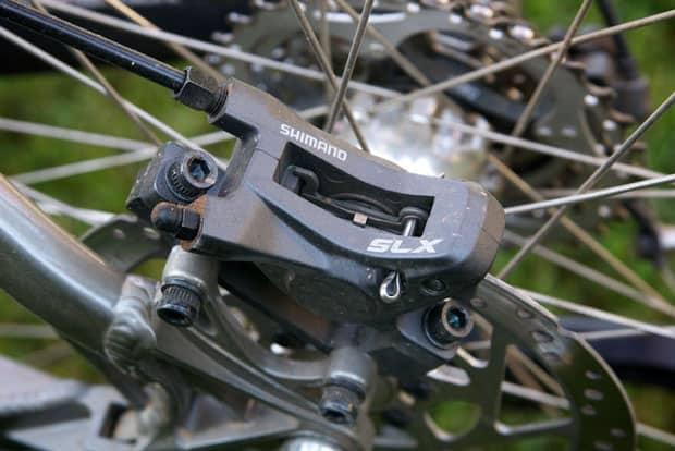 Shimano SLX Rear Brake Caliper   Bike198