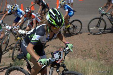 Cross Country Mountain Bike Race