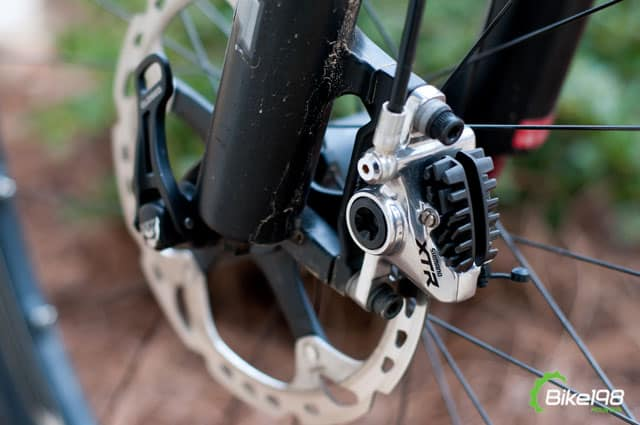 How To Install And Adjust Disc Brakes Bike198