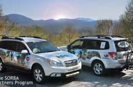SORBA Subaru VIP Partners Program