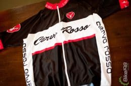 Cervo Rosso Jersey Front