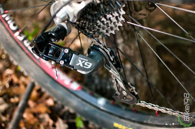 Review: SRAM X9 10 Speed Mountain Bike Component Group   Bike198