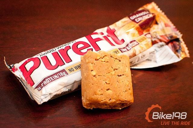 Review Purefit Nutrition Bars Bike198