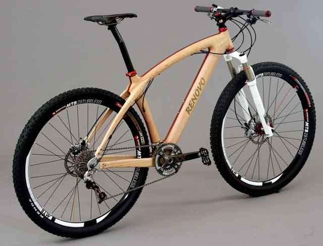 Feature The Renovo Bicycle Mountain And Road Bikes Made