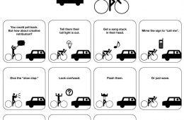 Road Biking Traffic