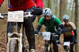 All Aboard - Winter Mountain Bike Racing