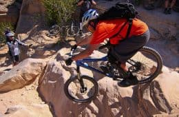 Technical Mountain Biking