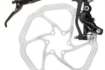 Avid X0 Trail Brakes - 4 Pot Caliper