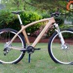 Renovo Badash 29er Hard Wood Mountain Bike Frame