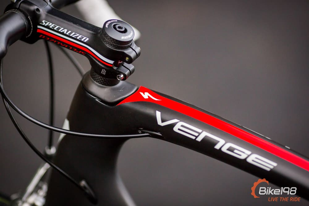 Venge Internal Routing and Tapered Head Tube | Bike198
