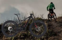 Mountain bike e-bike