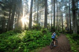 Mountain Biking Getaway