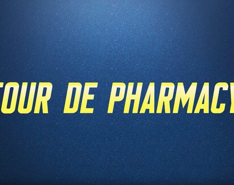 HBO Tour de Pharmacy