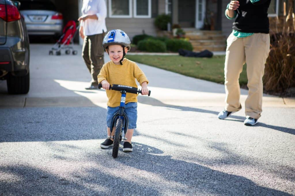 Strider Kids Push Bike