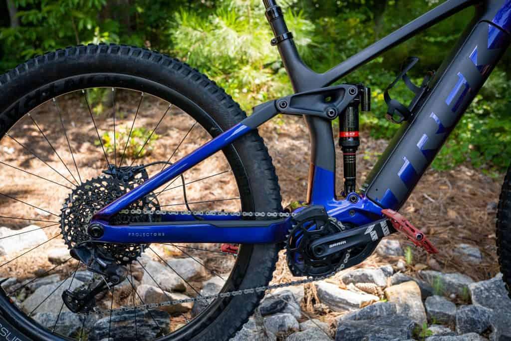 Trek Rail 9.8 E-Bike