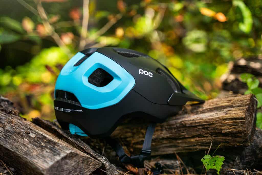POC Axion Spin Enduro and Trail Mountain Biking Helmet