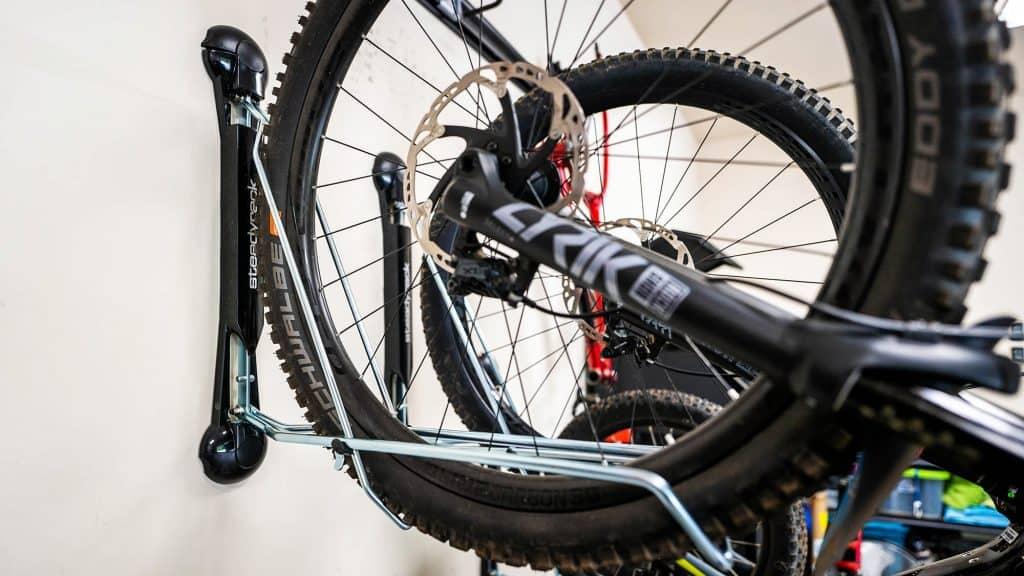 Trek Rail E-Bike Mountain Bike Wall Mounted