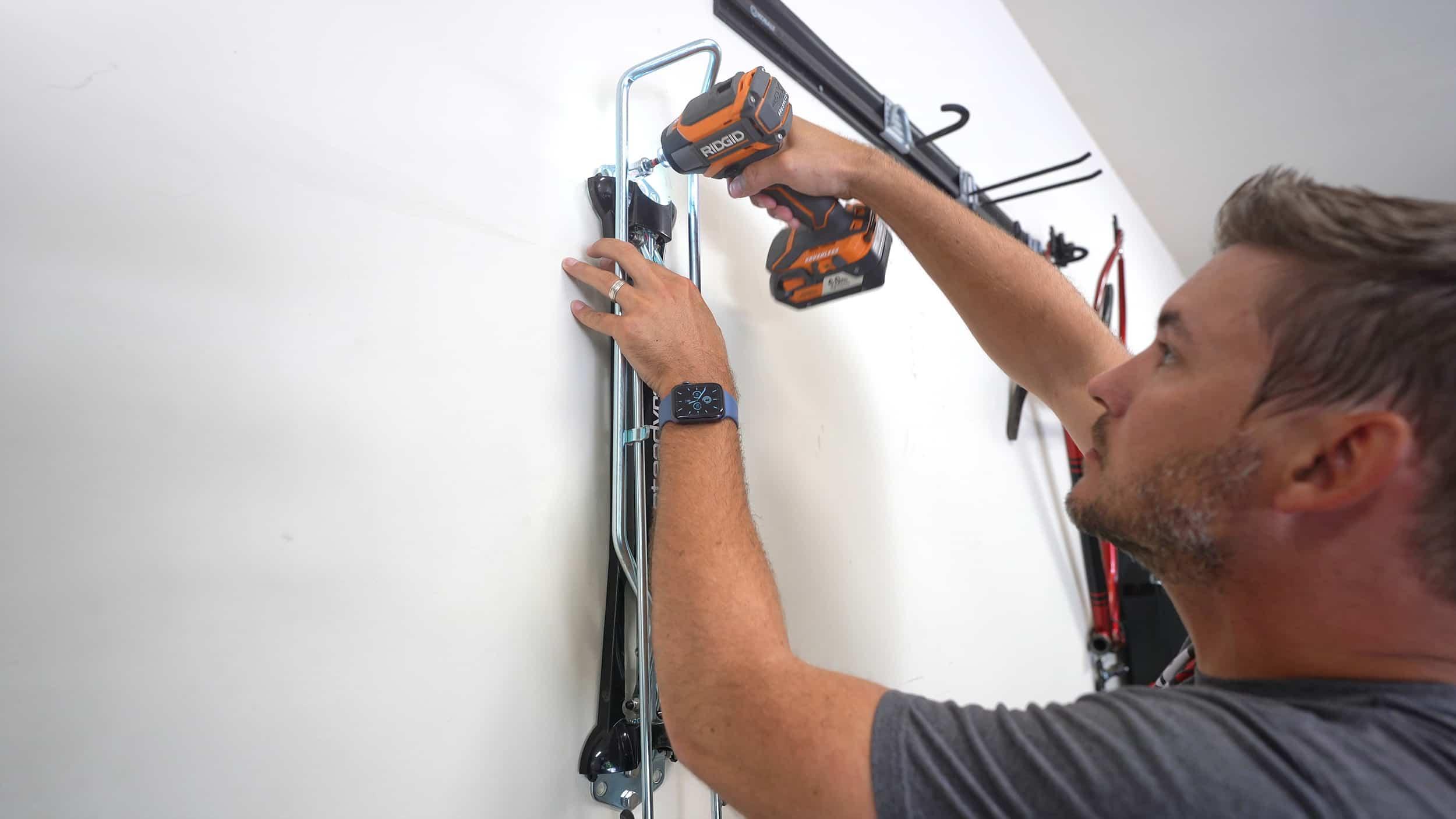Steadyrack Installation Instructions
