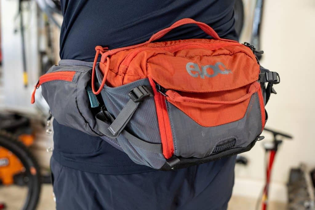 EVOC Hip Pro 3L Hip Hydration Pack for Mountain Biking