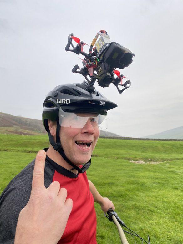 Chris Akrigg GT Bikes