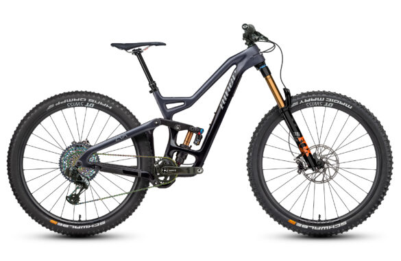 Niner WFO 9 RDO - 5S - X01 Eagle AXS - Red